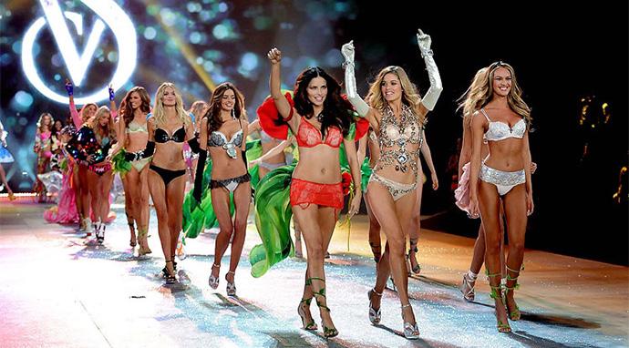 Victoria Secrets Show 2012