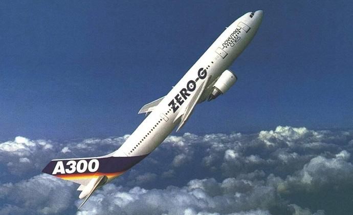 weightless-airbus