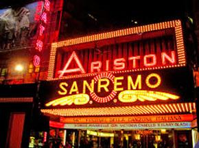 Sanremo Сан Ремо. Фестиваль песни