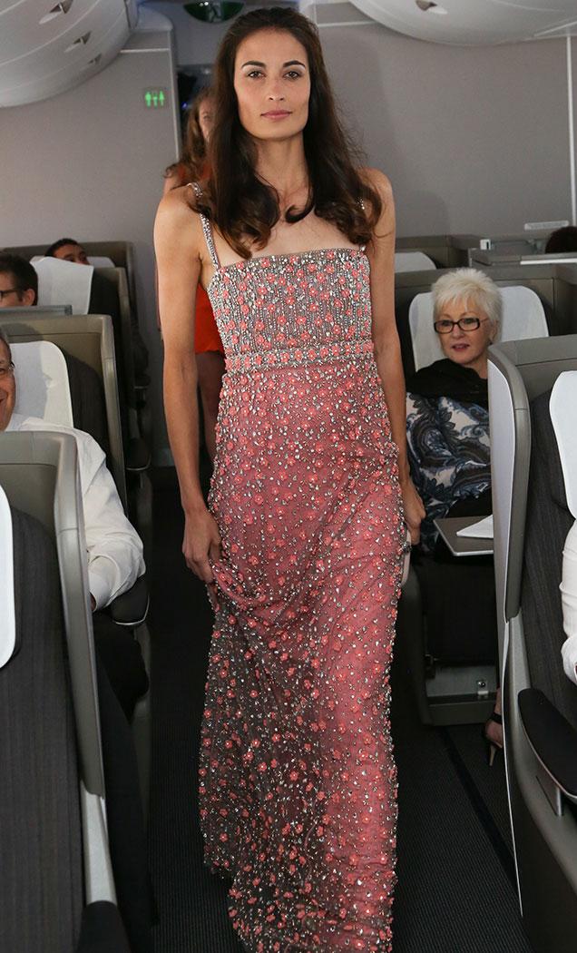 Harrods-x-British-Airways-catwalk.