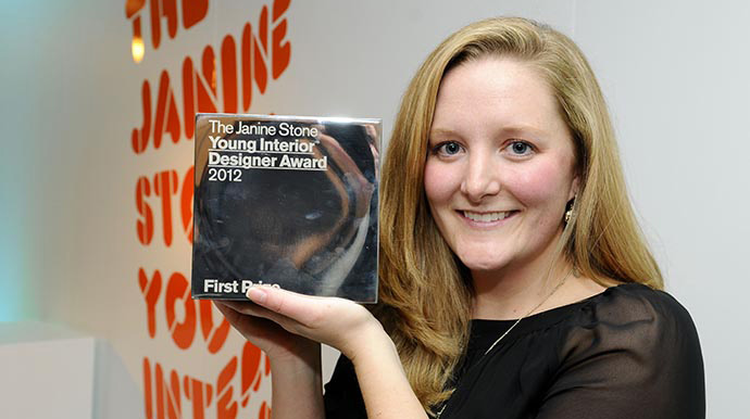 Janine Stone Young Interior Designer Awards 2012