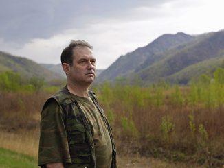 THE ROLEX AWARDS FOR ENTERPRISE, SERGEI BEREZNUK, RUSSIA, 2012 LAUREATE
