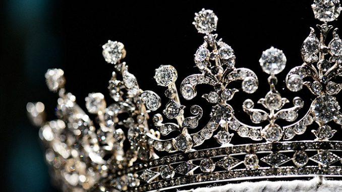 Diamonds Exhibition At Buckingham Palace