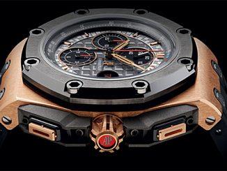 Audemars Piguet - The Royal Oak Offshore Chronograph