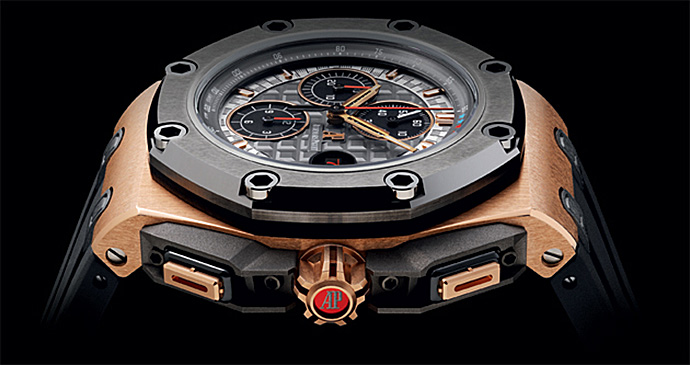 Audemars Piguet - The Royal Oak Offshore Chronograph