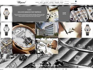 Chopard-Website
