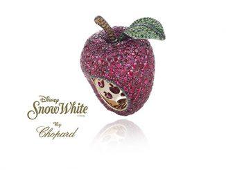 CHOPARD snow white