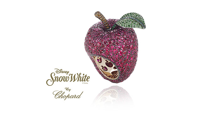 CHOPARD snow white