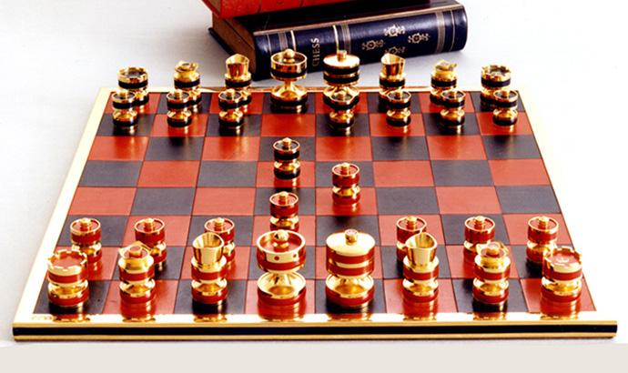 Geoffrey-Parker-Silver-Jubilee-Chess-set