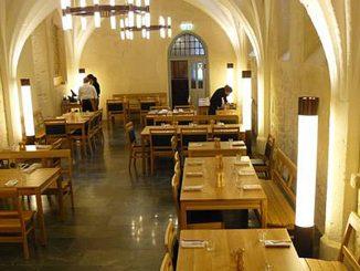 Westminster Abbey cellarium