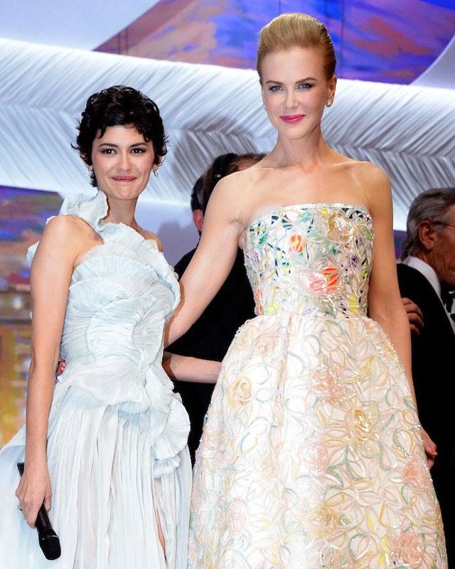 Audrey-Tautou+Nicole-Kidman