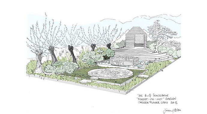Plans-for-Prince-Harry's-garden-at-the-Chelsea-Flower-Show