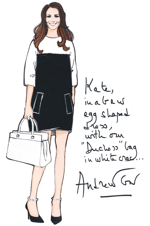 kate-middleton-outfits-sketches-Andrew-Gn