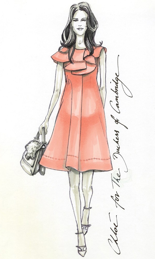 kate-middleton-outfits-sketches-Chloe