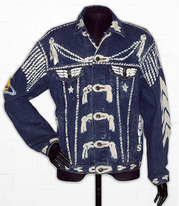 'BLITZ' Denim jacket by Levi Strauss & Co
