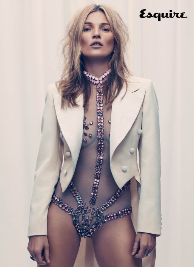 Kate Moss Esquire September Cover (1)