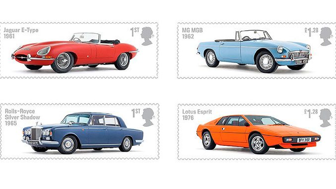 British-Auto-Legend-stamps