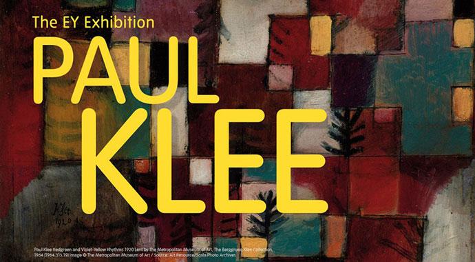 Paul-Klee-Banner