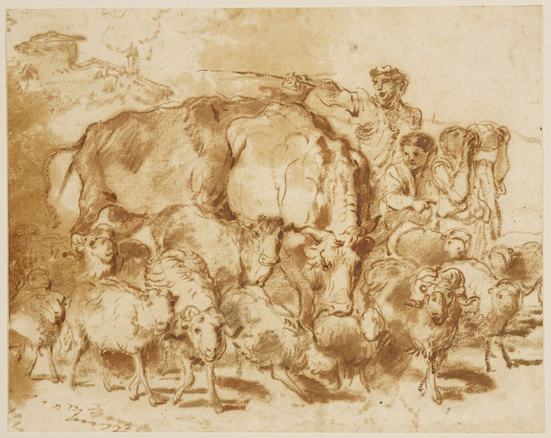 Shepherds-with-a-flock