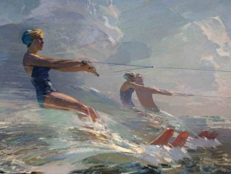 Vladimir-Kutilin,-Waverunner-(1959)