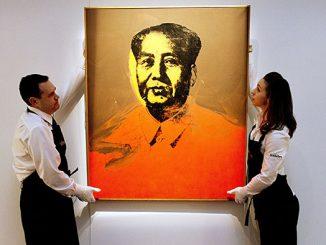 Andy-Warhol-artwork-Mao-Zedong