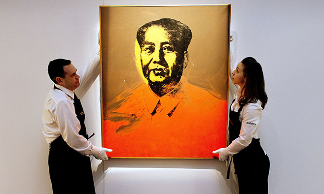 Andy-Warhol-artwork-Mao-Zedong