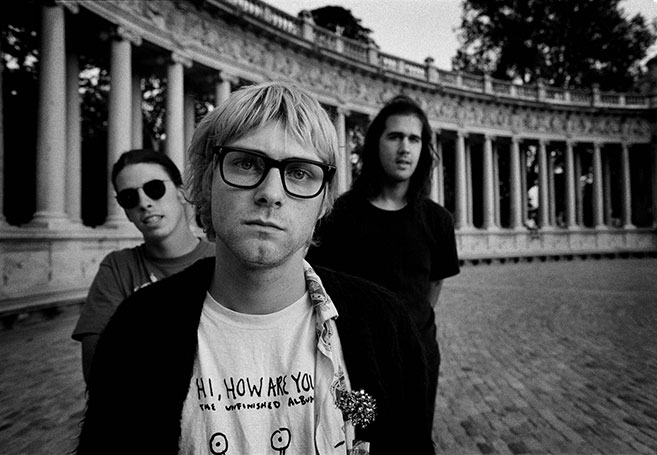 Kurt-Cobain-and-Nirvana
