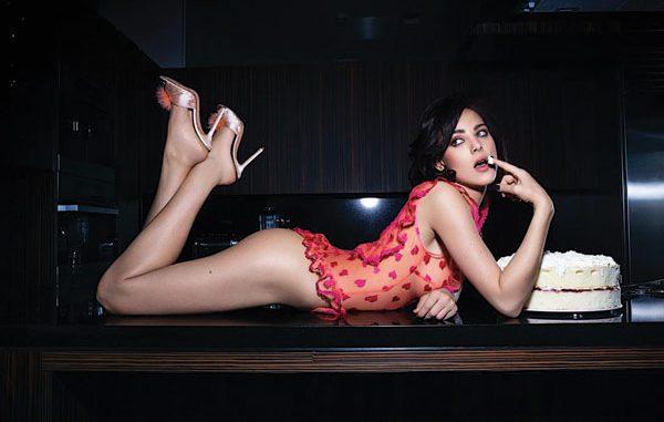Сексуальность анжелы