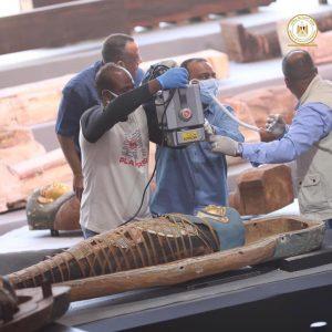 открытия Египта
