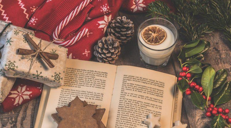 книги в декабре