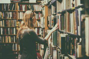 книжные лавки