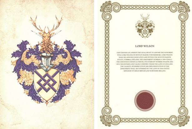 титул лорда
