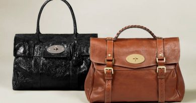 Mulberry 'Bayswater' and 'Alexa' bags from the private collections of Kate Moss and Alexa Chung, 2003 and 2010, England. © Victoria and Albert Museum, London