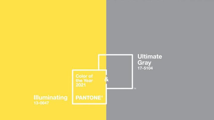 Pantone назвал два цвета 2021 года