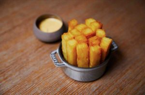 The Grill chips, Bearnaise