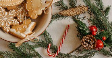 Запахи Нового года и Рождества