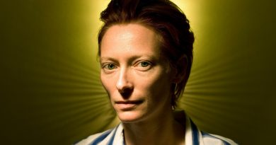 Тильда Суинтон в новой мистической драме Джоанны Хогг
