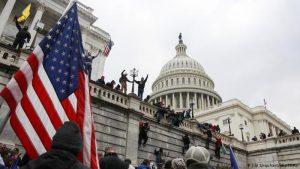 Сторонники Трампа штурмовали Капитолий