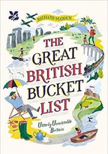 "Richard Madden ""The Great British Bucket List"""