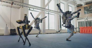Роботы Boston Dynamics / ©Boston Dynamics