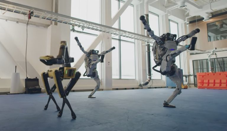 Роботы Boston Dynamics / ©Boston Dynamics