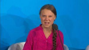Грета Тунберг раскритиковала исследование Марса