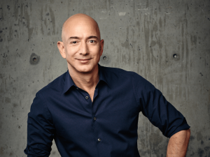 Основатель Amazon Джефф Безос