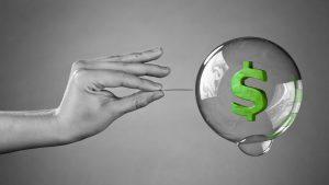 Новый «пузырь доткомов»