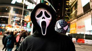 Кадр из фильма «Крик»  Getty Images