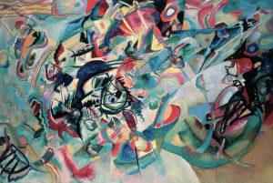Vassily Kandinsky  Composition VII, 1913