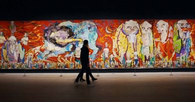 The Great Big Art Exhibition