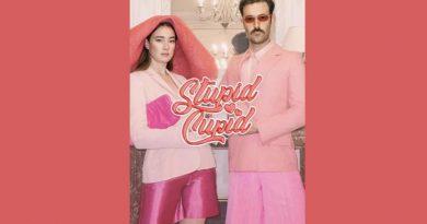 Valentin's fashion cover