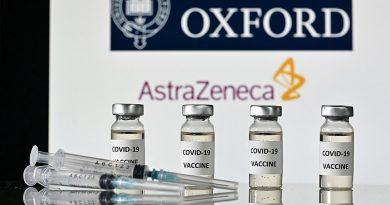 оксфордская вакцина AstraZeneca