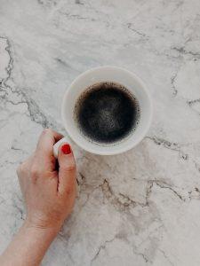 кофе в своей кружке